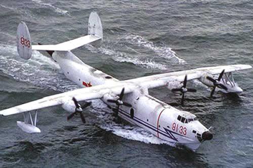 中国将造全球最大水上飞机